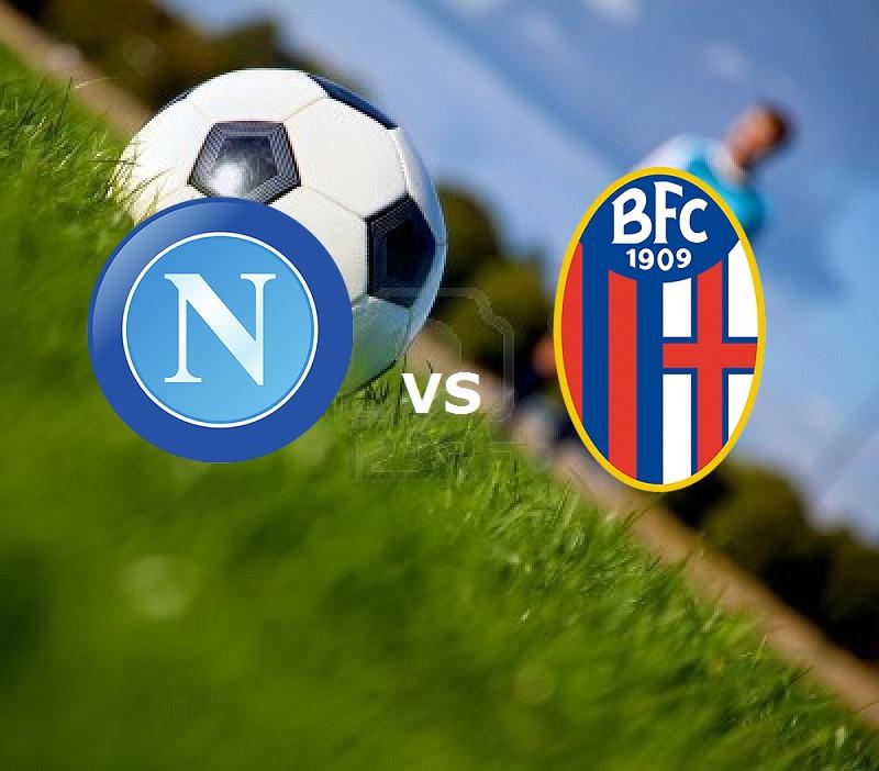 Bologna Napoli streaming gratis live in