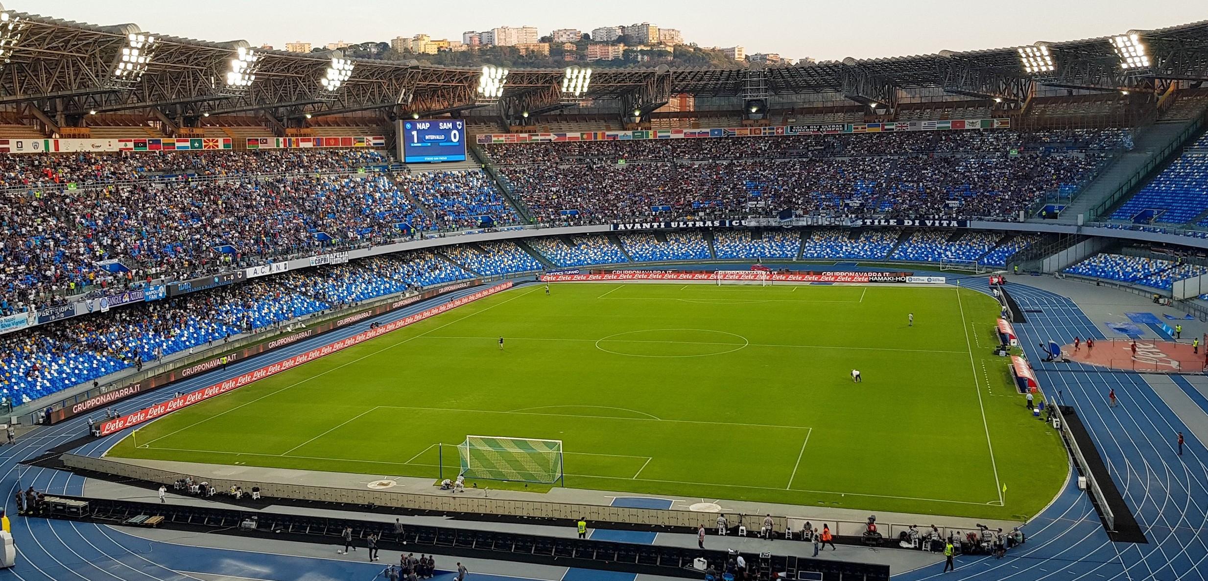Napoli Brescia streaming gratis live su