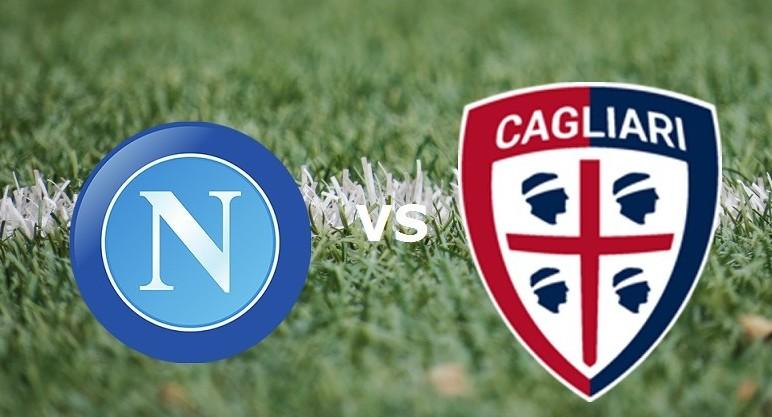 Napoli Cagliari streaming live gratis. V