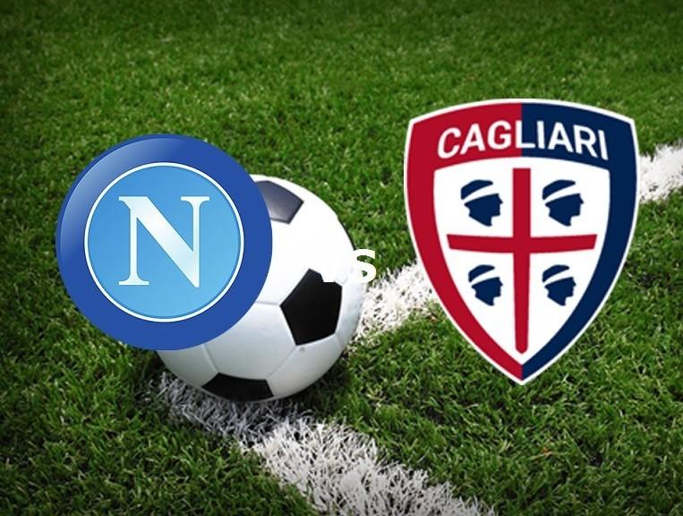 Napoli Cagliari streaming live gratis pe