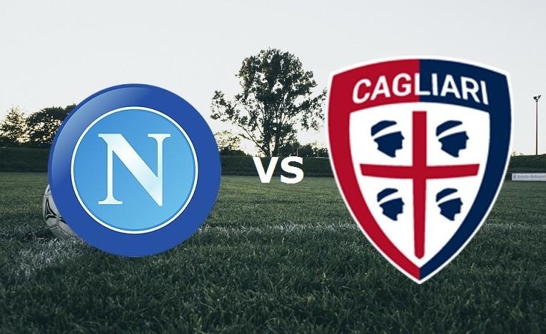 Napoli Cagliari streaming gratis senza a