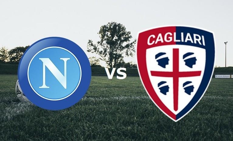 Napoli Cagliari streaming live gratis di
