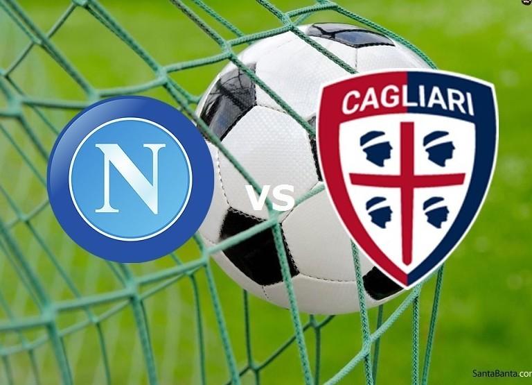 Napoli Cagliari streaming gratis live di