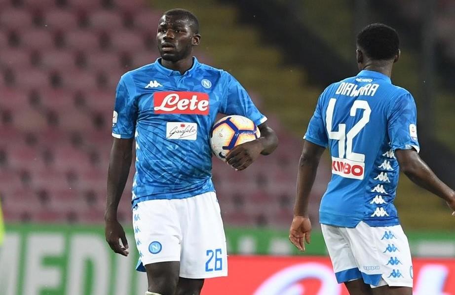 Napoli Chievo streaming gratis adesso. D