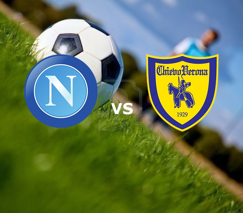 Napoli Chievo streaming streaming gratis