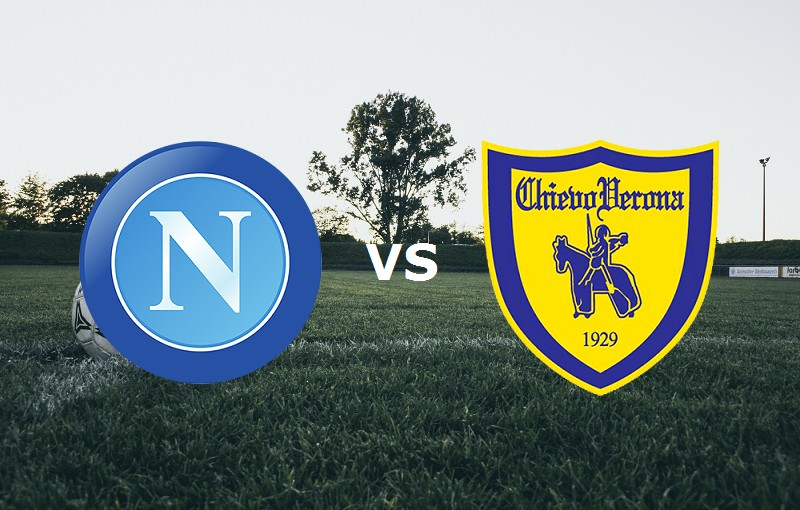 Napoli Chievo vedere streaming live grat