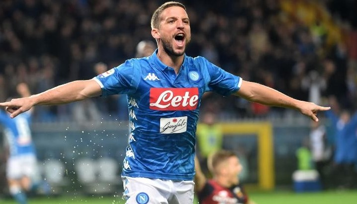 Napoli Chievo streaming gratis su siti s