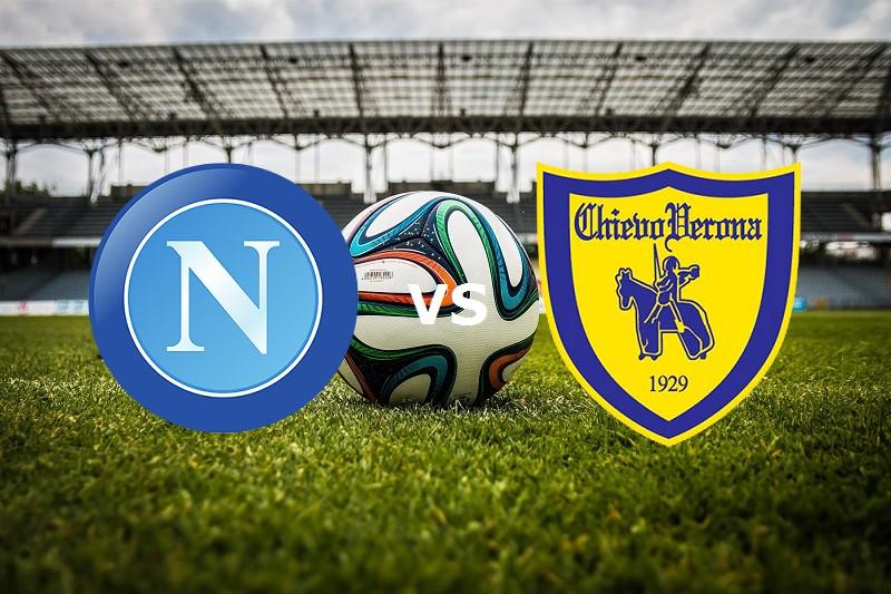 Napoli Chievo streaming live gratis dire