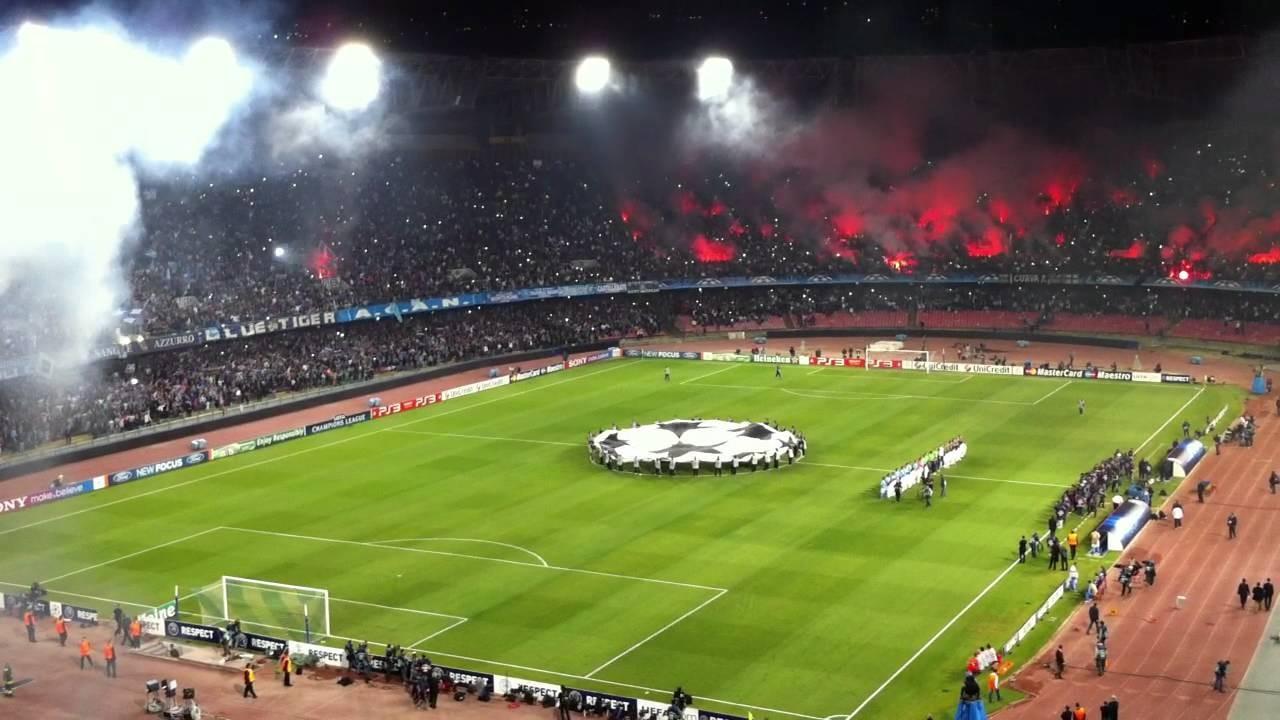 Napoli Dinamo Kiev streaming gratis live