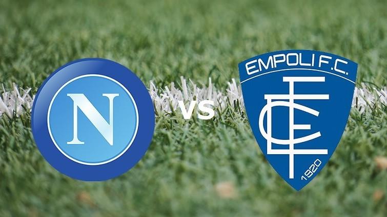 Napoli Empoli streaming gratis su siti s
