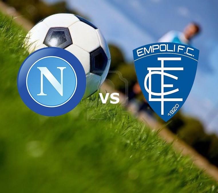 Napoli Empoli streaming gratis per veder