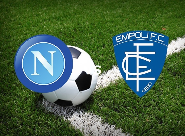 Napoli Empoli streaming live gratis part