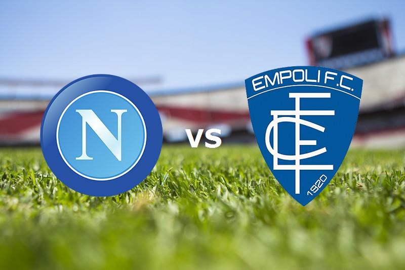 Napoli Empoli streaming gratis live link
