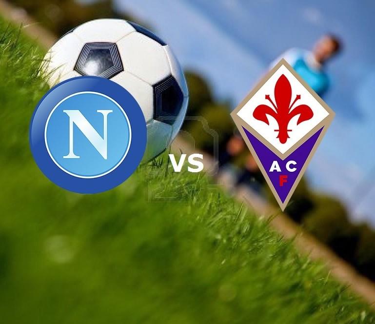 Napoli Fiorentina streaming gratis. Vede