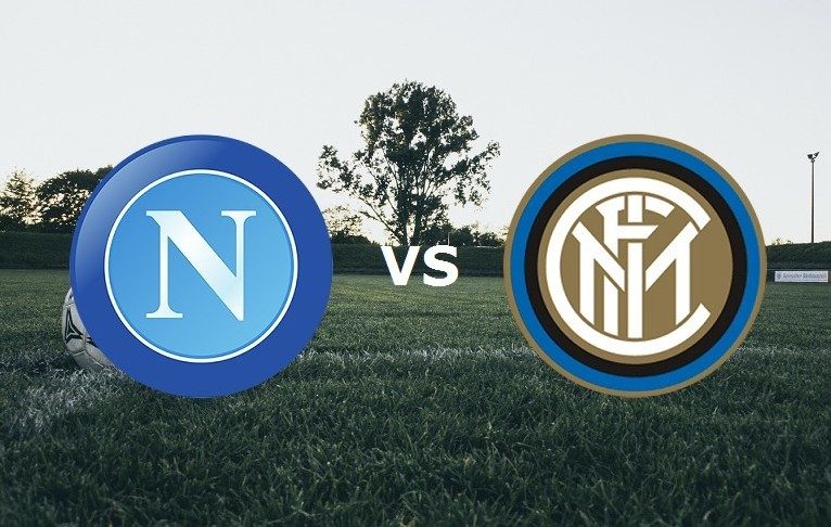 Napoli Inter streaming oggi gratis diret