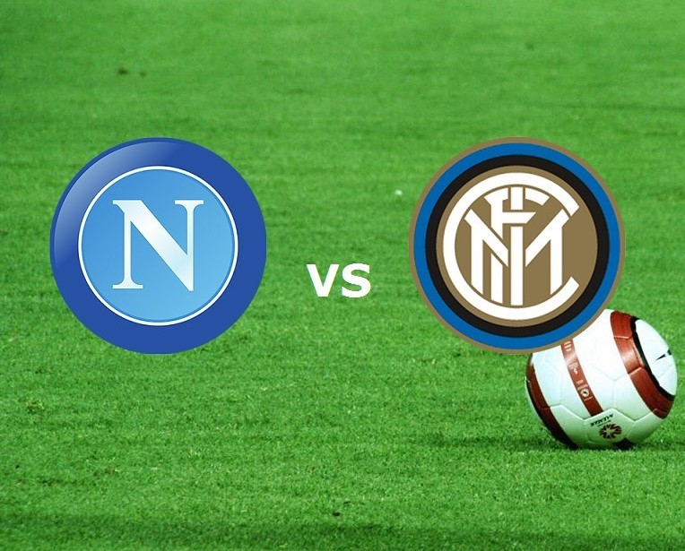 Napoli Inter streaming gratis live. Vede