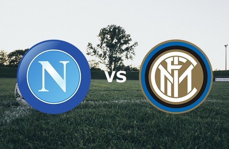 Napoli Inter streaming live gratis diret