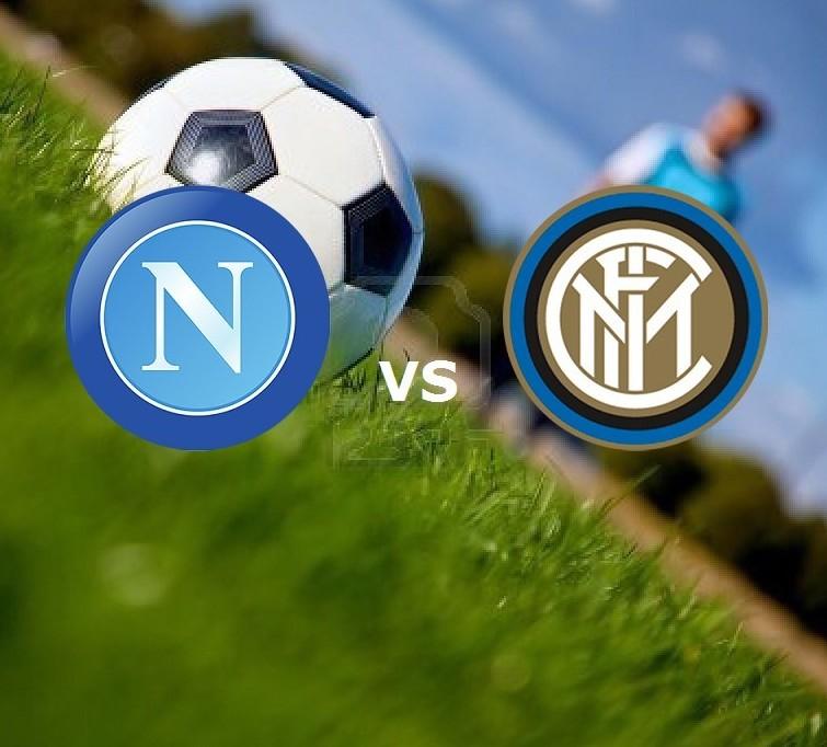 Napoli Inter streaming live gratis per v