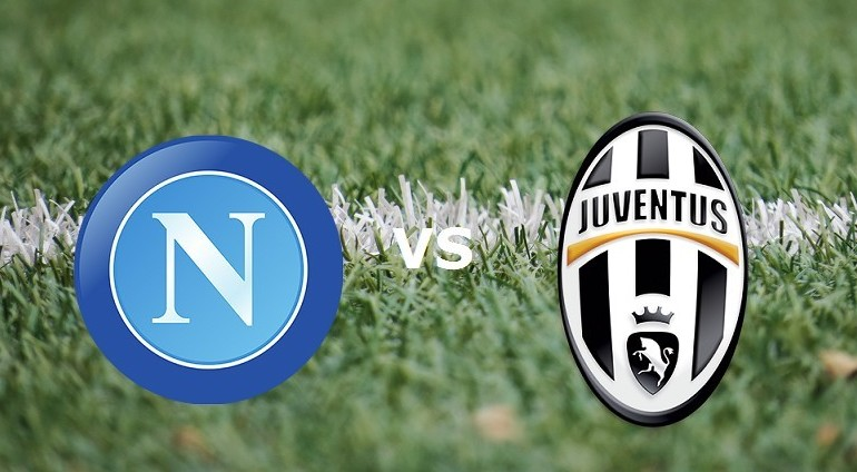 Napoli Juventus streaming live gratis co