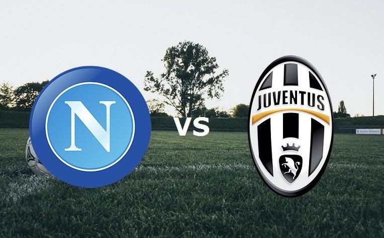 Napoli Juventus streaming oggi gratis di