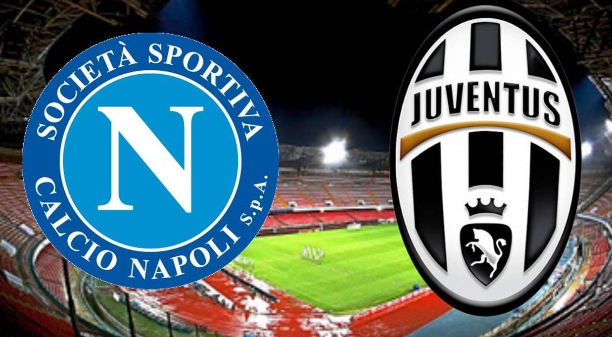 Napoli Juventus streaming gratis diretta