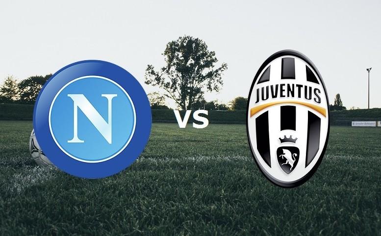 Napoli Juventus streaming live gratis. V