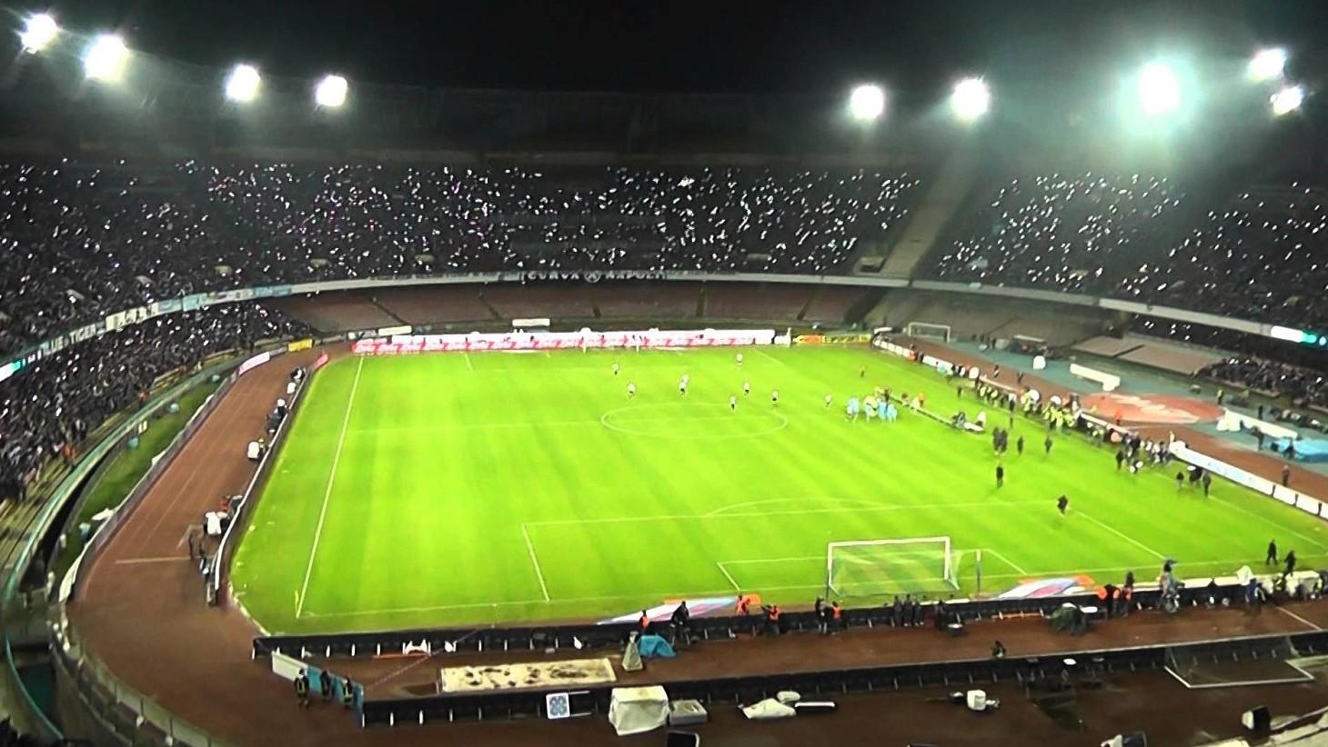 Napoli Juventus streaming live gratis su