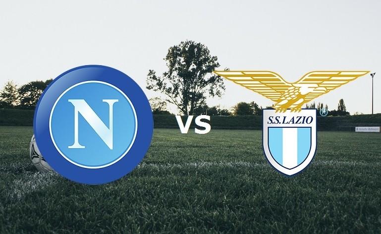 Napoli Lazio streaming live gratis diret