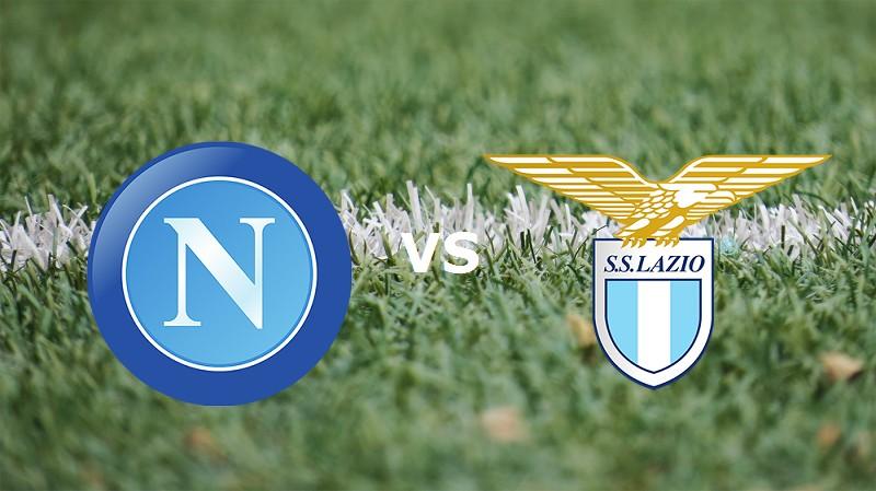 Napoli Lazio streaming live gratis su si