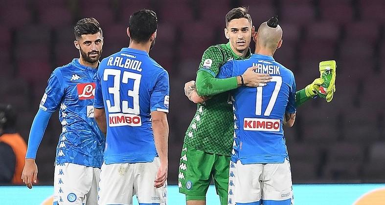 Napoli Lazio streaming gratis live su li