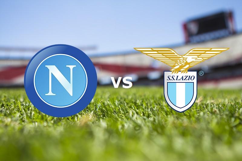 Napoli Lazio streaming live gratis. Vede