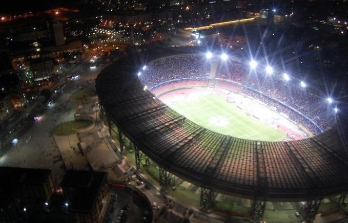 Napoli Manchester City streaming gratis