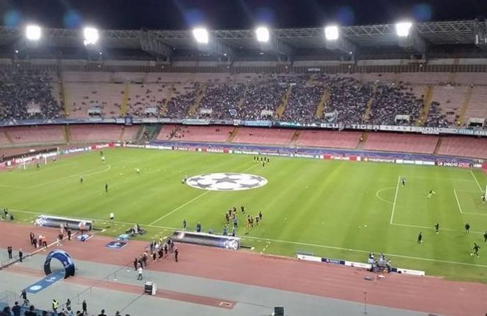 Napoli Manchester City streaming su siti