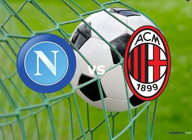 Napoli Milan streaming gratis diretta li