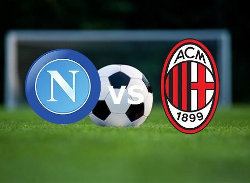 Napoli Milan streaming live gratis per v