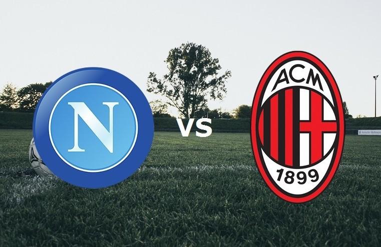 Napoli Milan streaming gratis live diret