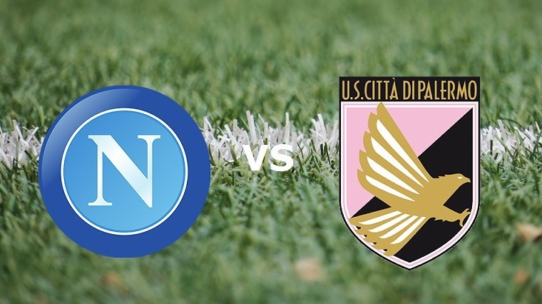 Napoli Palermo streaming live gratis. Ve
