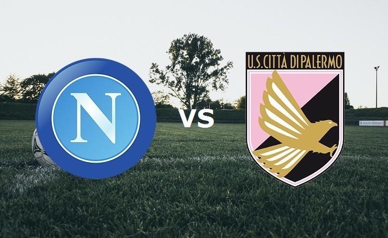 Napoli Palermo streaming live gratis lin