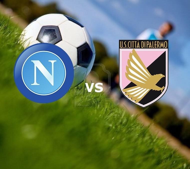 Napoli Palermo streaming live gratis mig