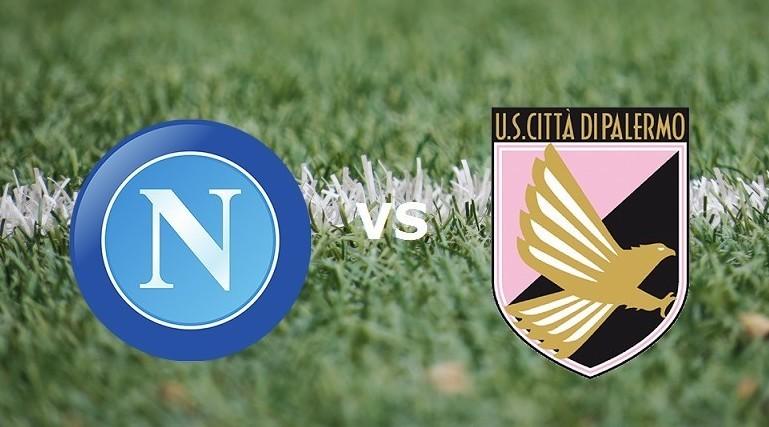 Napoli Palermo streaming gratis live per