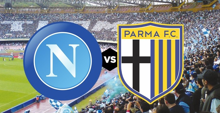 Napoli Parma dove vederla oggi e orario