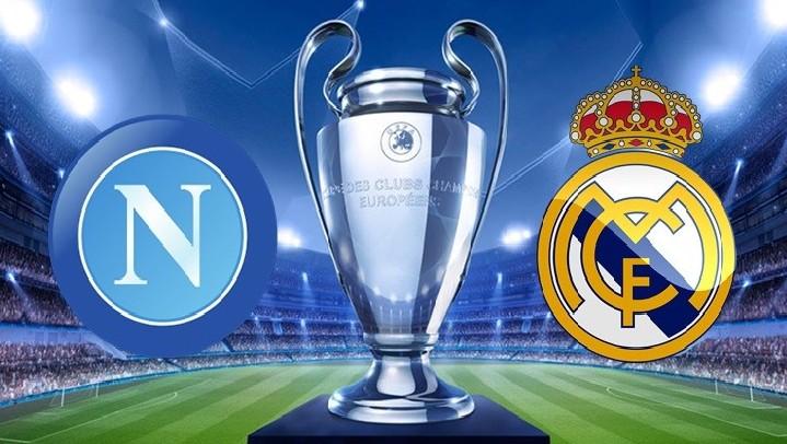Napoli Real Madrid streaming su link, si