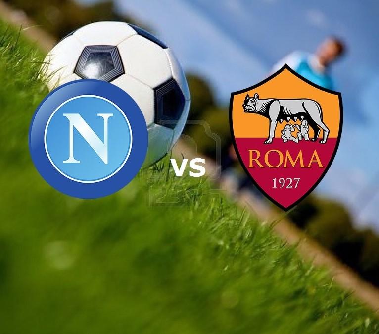 Napoli Roma streaming live gratis. Veder