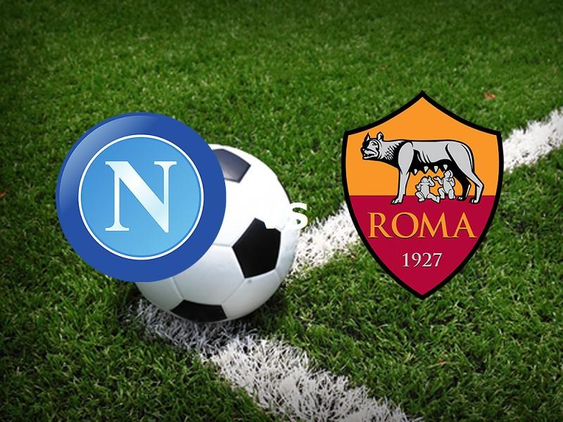 Napoli Roma streaming live gratis link,
