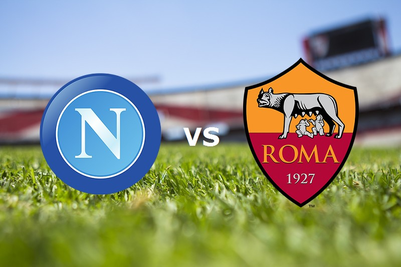Napoli Roma streaming gratis live per ve