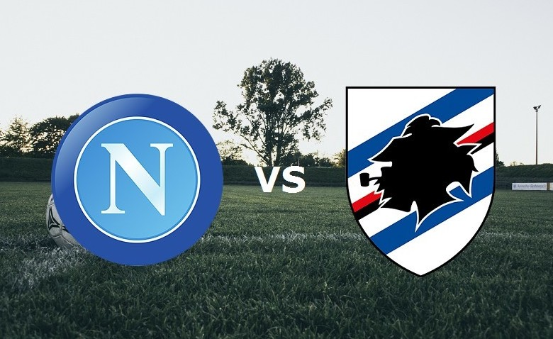Napoli Sampdoria streaming gratis live a