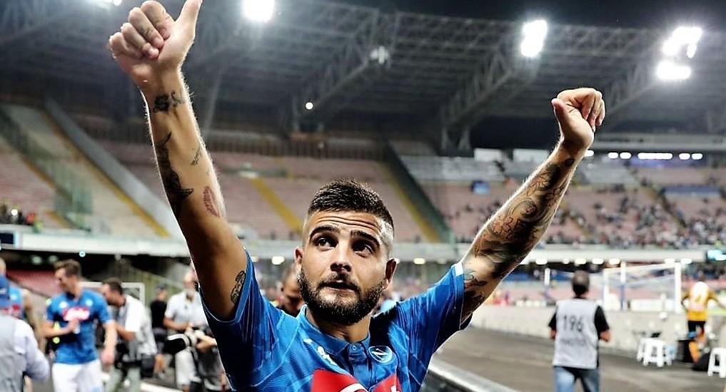Napoli Sassuolo streaming live gratis. V