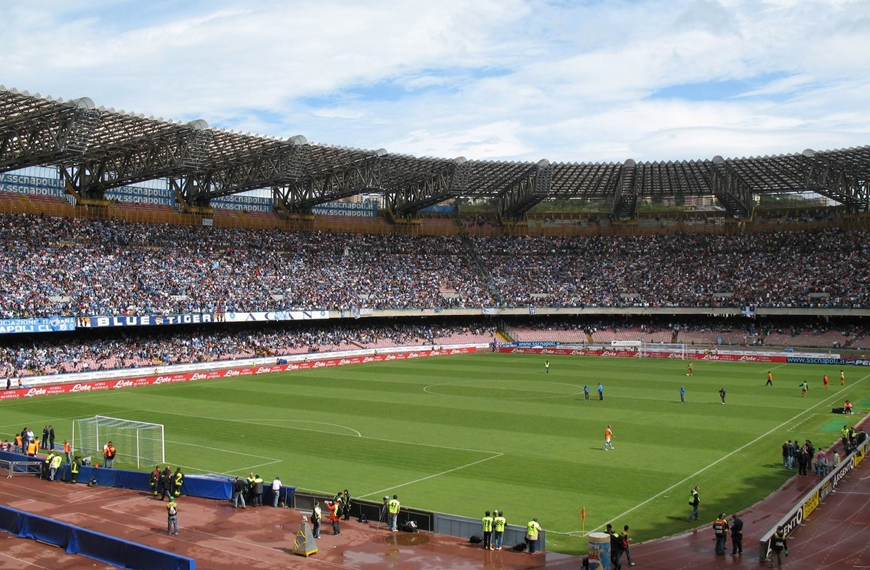Napoli SPAL streaming live gratis. Dove