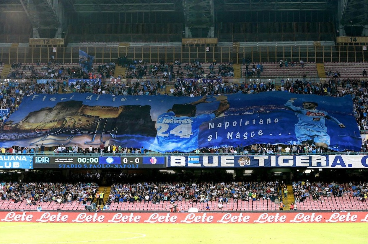Napoli Torino streaming gratis su siti s