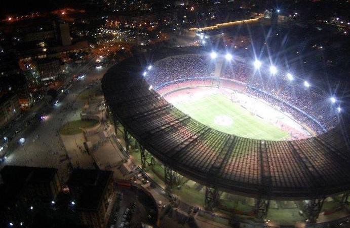 Napoli Udinese streaming gratis su siti